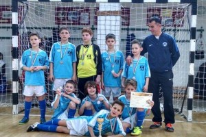 U 11: Futsal a fejlődésért