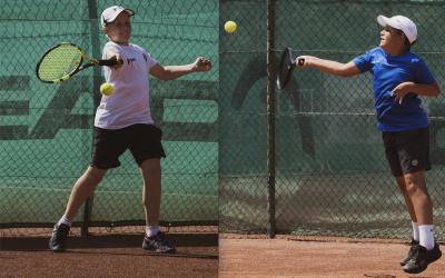 Tenisz: Úton a legjobbak felé