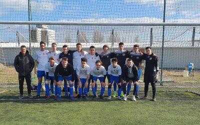 U 19 futball: Előkelő helyen a tabellán